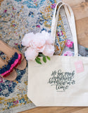 Beautiful In Time - Tote Bag