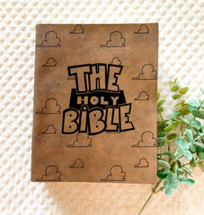 Toy Story Engraved Bible - Bibles and Coffee
