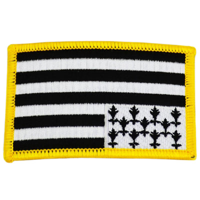 Brittany cloth patch