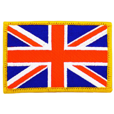 Britain Union Jack cloth patch