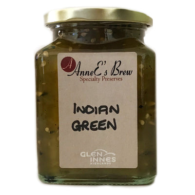 AnneE's Brew Chutney and Relish Range
