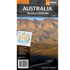 Australia Road and Terrain Map (1st edition)