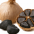 Koala Black Garlic from Gillens Glencoe Garlic