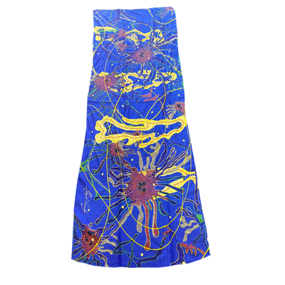 """Our DNA"" Silk Scarf"