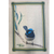 Blue Wren Linen Tea Towel