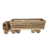 Wooden Cattle Truck