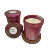 Highland Rose Candle