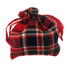 Dilly Bag in Assorted Tartan