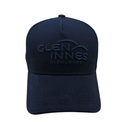 Navy Glen Innes Highlands Cap