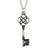 Celtic Key Pendant