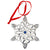 Snowflake Christmas Tree Decoration
