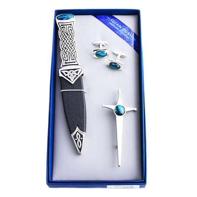 Heathergems Sgian Dubh Gift Set