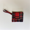 Zip Purse in various tartans