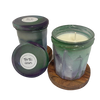 New England Peppermint and Wildflowers Candle
