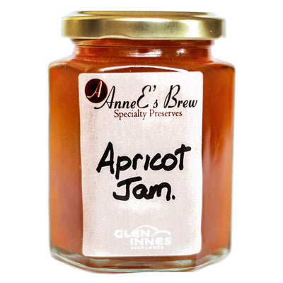AnneE's Brew Speciality Preserves - Apricot Jam