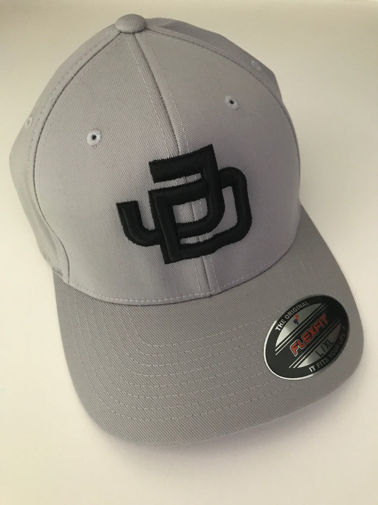 JD Flexfit Light Grey