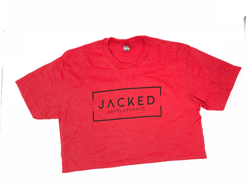 Red Jacked future tee