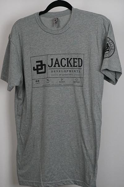 Jacked TShirt- Grey