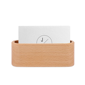 Desk Card Holder