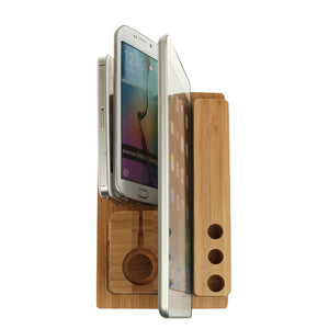 Bamboo Hybrid Super Dock