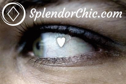 Eye Implantation Jewellery Heart