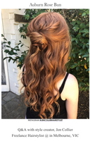 Latest Hairstyles - Half Up Half Down Prom Hairstyles