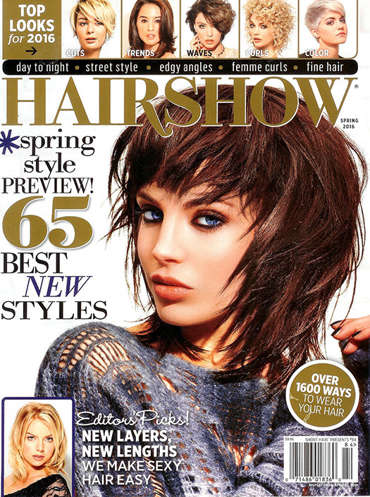 Hairshow Cover