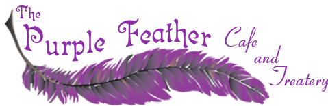 The Purple Feather