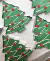 Christmas Tree Fudge Cookie Cutter
