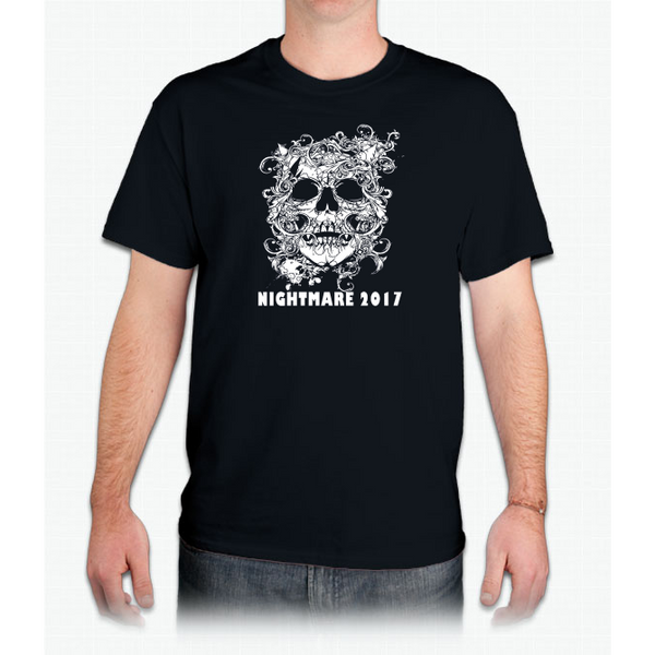 Nightmare 2017, Nightmare 2017 T Shirt Custom Ultra Cotton