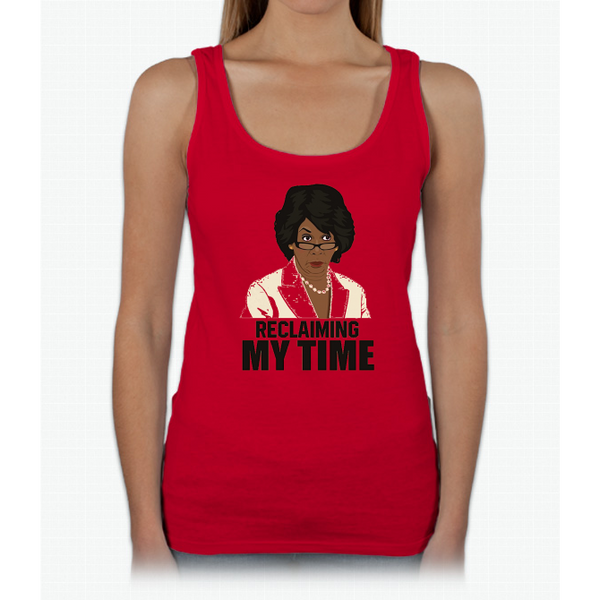 Waters Reclaiming My Time T-Shirt Womens Tank Top