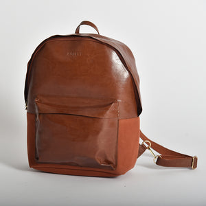 Kofu Backpack - Tan 0.2
