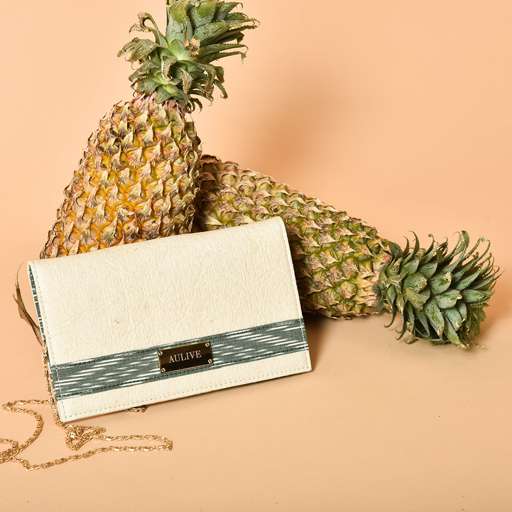 Ella Piña Wallet - Green
