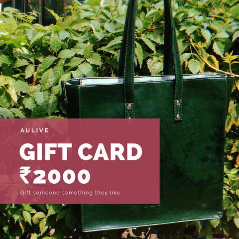 Gift Card - 2000