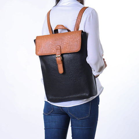 Two-in-One City Backpack