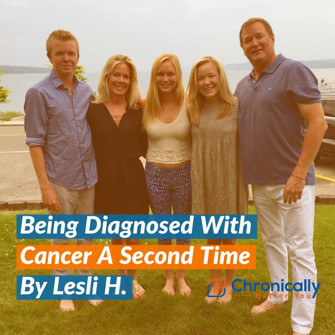Being Diagnosed With Cancer A Second Time