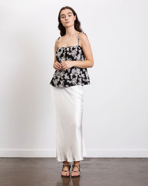 Tallulah Cami / Embroidered Cotton