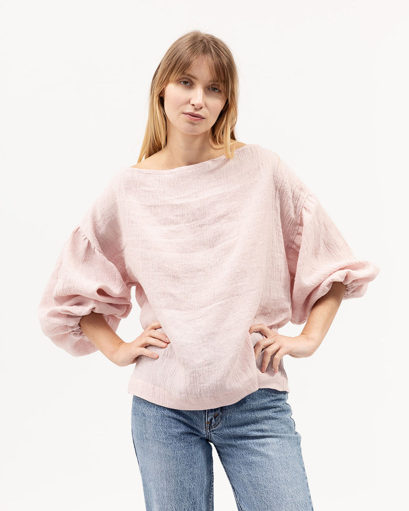 Stanley Blouse / Blush