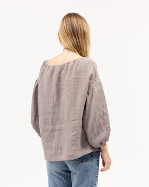 Load image into Gallery viewer, Stanley Blouse / Chai