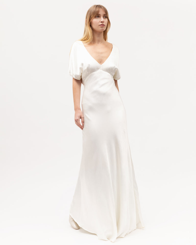 Load image into Gallery viewer, Adaline Dress / Ivory