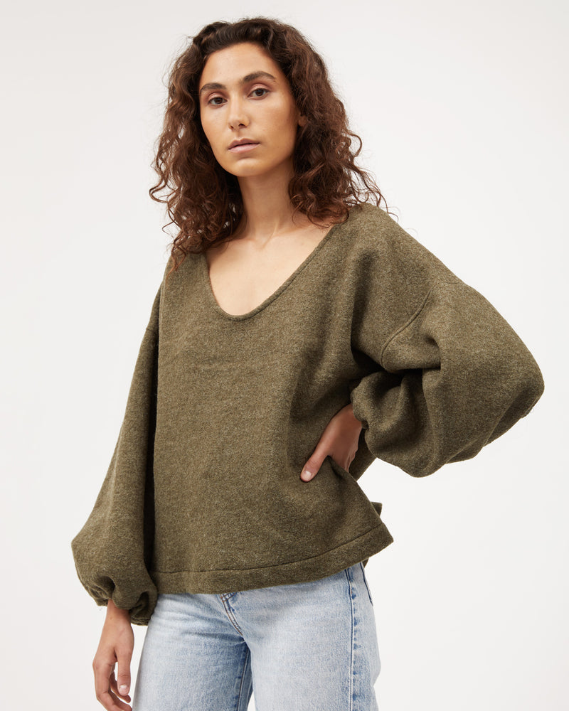 Load image into Gallery viewer, Minka Jumper / Khaki