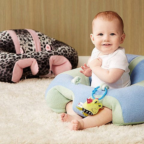 Baby Seat - Soft Cotton Baby Support Seat – WOWM