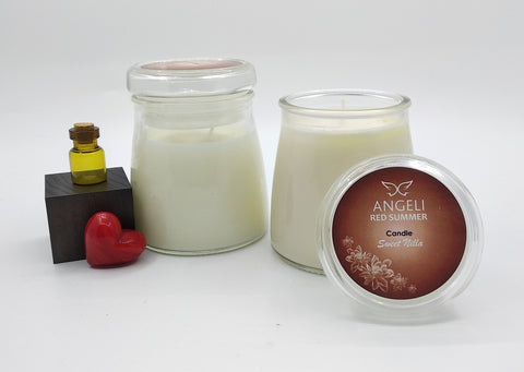 Red Summer - Sweet Nilla Candle