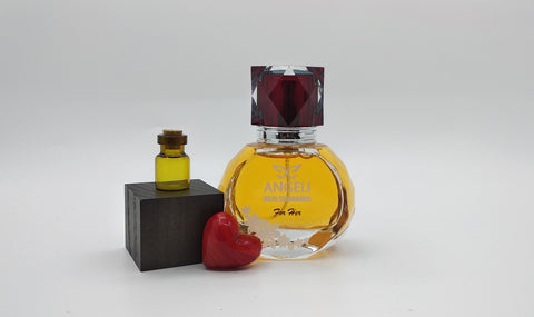 Red Summer Collection - Perfume For Her