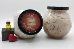 Red Summer - Mountain Spring Salt Scrub