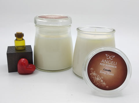 Red Summer - Berry Fields Candle