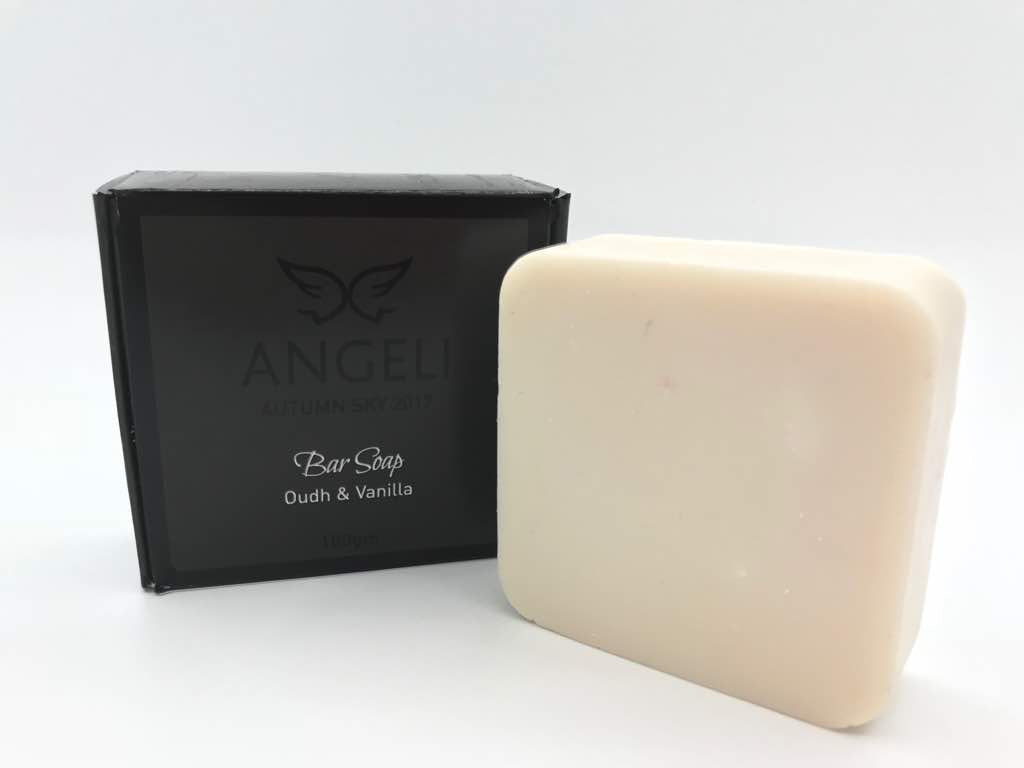 Vanilla Oudh Soap Bar