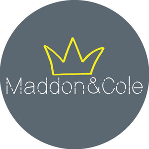 Proud stockists of Maddon & Cole