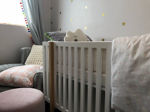 Julia - Nordic Dream Cot - 3