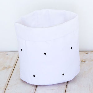Small Store-me Basket - Classic Dots